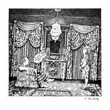 No Caption - New Yorker Cartoon Giclee Print by Ann McCarthy