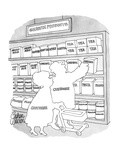 Generic Products' - New Yorker Cartoon Premium Giclee Print by Gahan Wilson