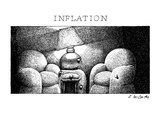 Inflation - New Yorker Cartoon Premium Giclee Print by Ann McCarthy