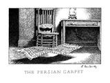 The Persian Carpet - New Yorker Cartoon Premium Giclee Print by Ann McCarthy
