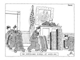 The Subpoenaed Diaries Of Anïs Nin - New Yorker Cartoon Premium Giclee Print by Jack Ziegler