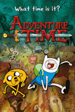 Adventure Time-Collage 25 Kunstdrucke