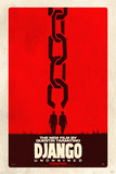 Django Unchained, 2012, film de Quentin Tarentino Posters