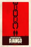 Django Unchained, film de Quentin Tarantino Posters