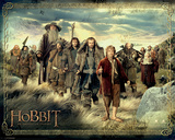 The Hobbit- The Company Prints