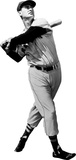 Ted Williams (Batting) Boston Red Sox Lifesize Standup Poster Stand Up