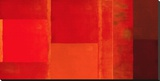 Carmine Thorner - Square Twilight Panorama Reprodukce na plátně