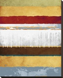 After Rothko III Stretched Canvas Print by Curt Bradshaw
