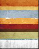 After Rothko I Stretched Canvas Print by Curt Bradshaw