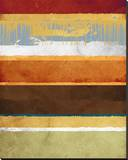 After Rothko II Stretched Canvas Print by Curt Bradshaw