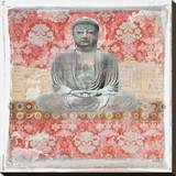 Buddha I Stretched Canvas Print by Irena Orlov