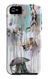 Rain Dogs iPhone 5 Case by Lora Zombie