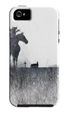 Death rides a horse iPhone 5 Case by Alex Cherry