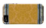 Divine Damask II iPhone 5 Case by  Vision Studio