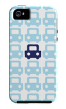Blue Parking Lot iPhone 5 Case by  Avalisa