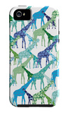 Cool Giraffe Pattern iPhone 5 Case por Avalisa