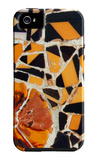 Mosaic Fragments IV iPhone 5 Case by  Vision Studio