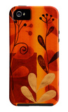 Sun Kissed Silhouette V iPhone 5 Case by  Vision Studio