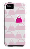 Pink Handbags iPhone 5 Case by  Avalisa