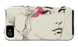 Innocence iPhone 5 Case by Manuel Rebollo