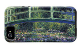 Water Lily Pond #2 iPhone 5 Case por Claude Monet