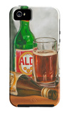 Beer Series I iPhone 5 Case by Jennifer Goldberger