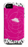 Fushia Peony iPhone 5 Case by  Avalisa