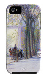 Washington Triumphal Arch in Spring iPhone 5 Case by Childe Hassam