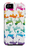 Sunset Kittens iPhone 5 Case por Avalisa