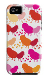 Warm Chick Pattern iPhone 5 Case by Avalisa 