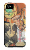 Fruit Peel and Carafe iPhone 5 Case by Juan Gris