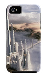 Out of Sun and Steel iPhone 5 Case por Stephane Belin