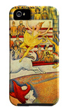Circus iPhone 5 Case by Georges Seurat
