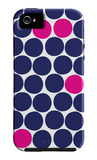 Pink Dots iPhone 5 Case by  Avalisa