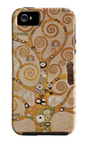 Frieze II iPhone 5-cover af Gustav Klimt