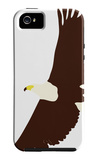 Eagle iPhone 5 Case by  Avalisa