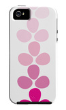 Pink Footprints iPhone 5 Case por Avalisa