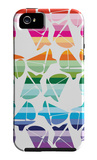 Sunset Sailboats iPhone 5 Case by  Avalisa