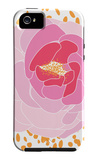 Pink Peony iPhone 5 Case by  Avalisa