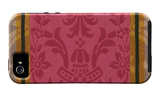 Divine Damask III iPhone 5 Case by  Vision Studio