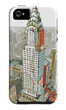 Manhattan iPhone 5 Case by  HR-FM