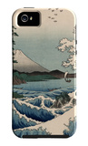 View from Satta Suruga iPhone 5 Case by Ando Hiroshige