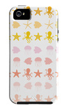 Coral Under the Sea iPhone 5 Case by  Avalisa
