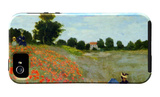 Poppies iPhone 5 Case by Claude Monet