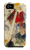Sketch of the Brenner Road iPhone 5 Case por Franz Marc