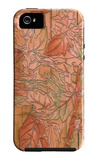 Woven Whimsey I iPhone 5 Case by Jennifer Goldberger
