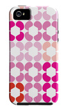 Pink Quilt iPhone 5 Case by  Avalisa