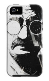 Gandhi Funda de iPhone 5 por Alex Cherry
