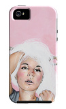 More Headaches iPhone 5 Case por Charmaine Olivia