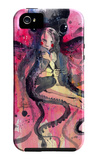 Hugs iPhone 5 Case by Lora Zombie